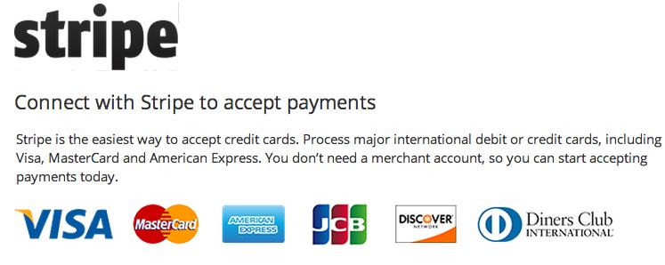 pagamenti sicuri con stripe