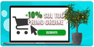 iscriviti primo ordine -10%